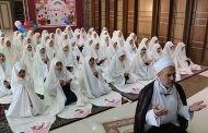 برپایی جشن تکلیف در سالن همایشهای بنیاد فرهنگی رفاه