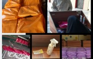 آغاز تحویل بسته های آموزشی دبستان دخترانه رفاه