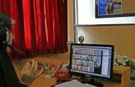جشن عبادت دبستانی ها در فضای مجازی
