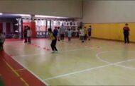 برگزاری کلاس آموزش فوتبال در سالن غدیر