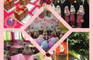 دیدار نوگلان پیش دبستانی دخترانه رفاه با مربیان