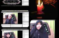 مراسم شهادت حضرت رقیه (س) در پیش دبستانی دخترانه رفاه برگزار شد